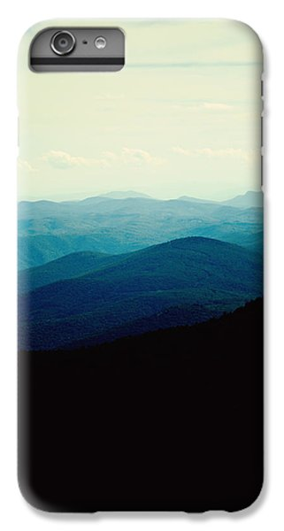 Blue Ridge Mountains IPhone 6s Plus Case by Kim Fearheiley