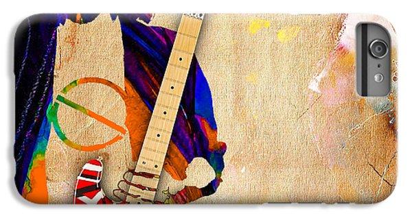 Eddie Van Halen Special Edition IPhone 6s Plus Case by Marvin Blaine