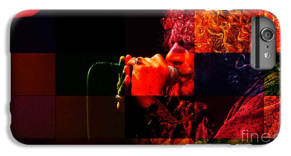 Led Zeppelin IPhone 6s Plus Case by Marvin Blaine