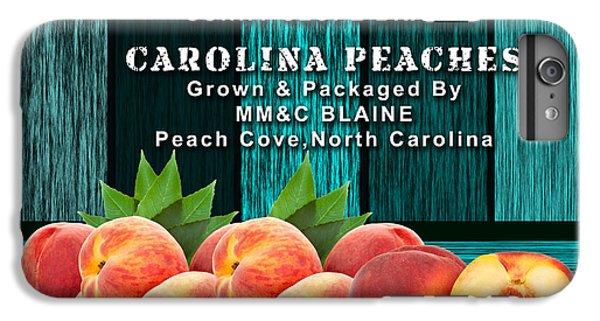 Peach Farm IPhone 6s Plus Case by Marvin Blaine