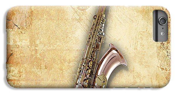 Saxophone Collection IPhone 6s Plus Case by Marvin Blaine