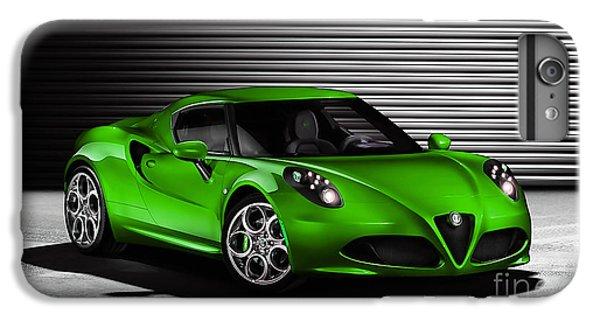 Alfa Romeo IPhone 6s Plus Case by Marvin Blaine