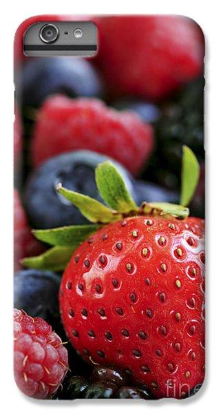 Assorted Fresh Berries IPhone 6s Plus Case by Elena Elisseeva
