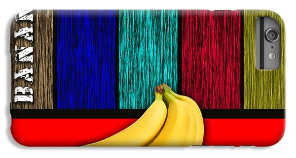Bananas IPhone 6s Plus Case by Marvin Blaine