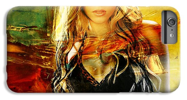 Shakira IPhone 6s Plus Case by Marvin Blaine