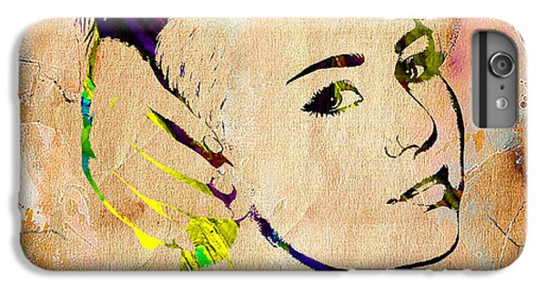 Miley Cyrus Collection IPhone 6s Plus Case by Marvin Blaine