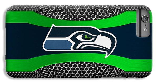 Seattle Seahawks IPhone 6s Plus Case by Joe Hamilton