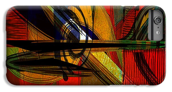 Abstract Art Collection IPhone 6s Plus Case by Marvin Blaine