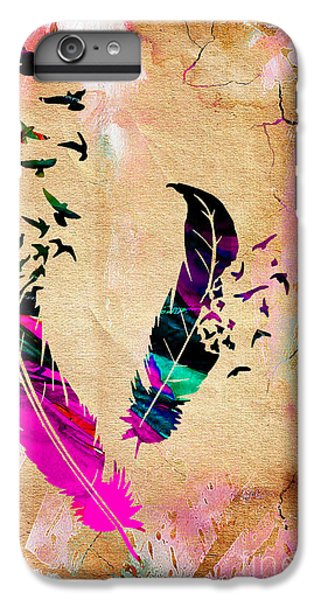 Birds Of A Feather IPhone 6s Plus Case by Marvin Blaine