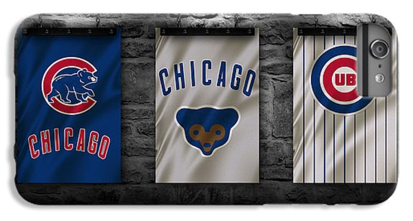 Chicago Cubs IPhone 6s Plus Case by Joe Hamilton