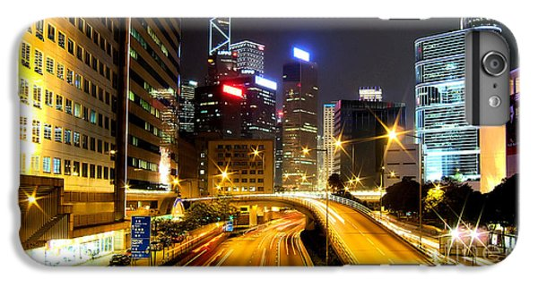 Hong Kong IPhone 6s Plus Case by Baltzgar