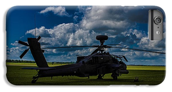 Apache Gun Ship IPhone 6s Plus Case by Martin Newman