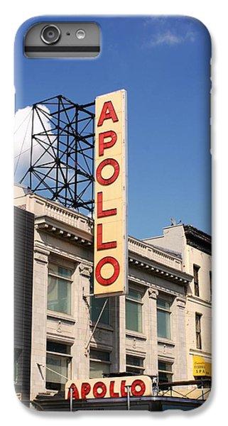 Apollo Theater IPhone 6s Plus Case by Martin Jones