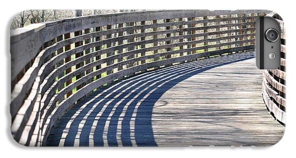 Around The Bend IPhone 6s Plus Case by Teresa Blanton