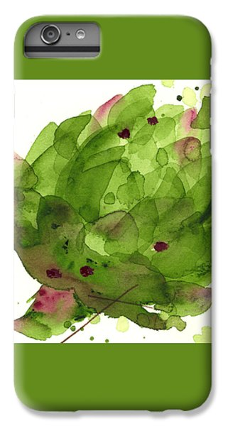 Artichoke II IPhone 6s Plus Case by Dawn Derman