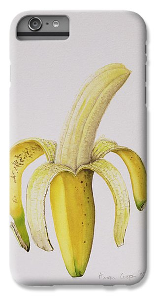 Banana IPhone 6s Plus Case by Alison Cooper