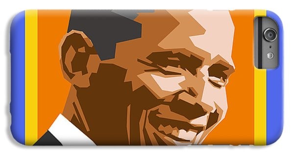 Barack IPhone 6s Plus Case by Douglas Simonson