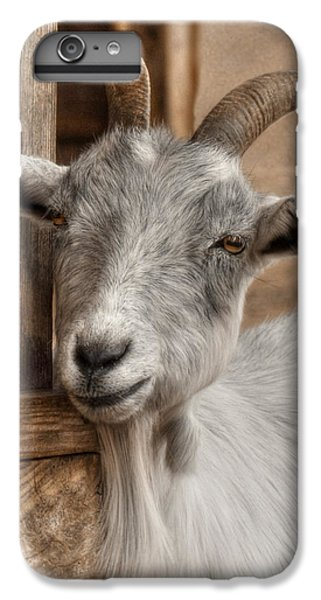 Billy Goat IPhone 6s Plus Case by Lori Deiter