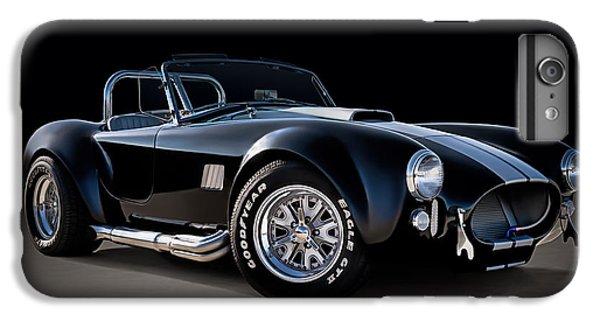 Black Cobra IPhone 6s Plus Case by Douglas Pittman