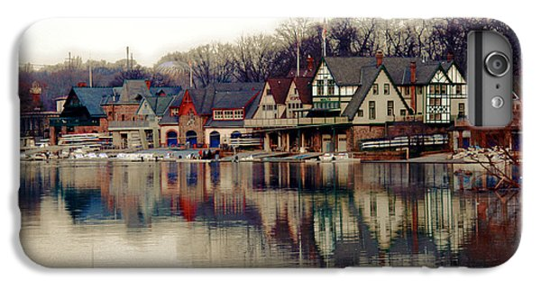 Boathouse Row Philadelphia IPhone 6s Plus Case by Tom Gari Gallery-Three-Photography