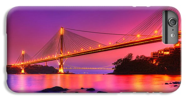 Bridge To Dream IPhone 6s Plus Case by Midori Chan