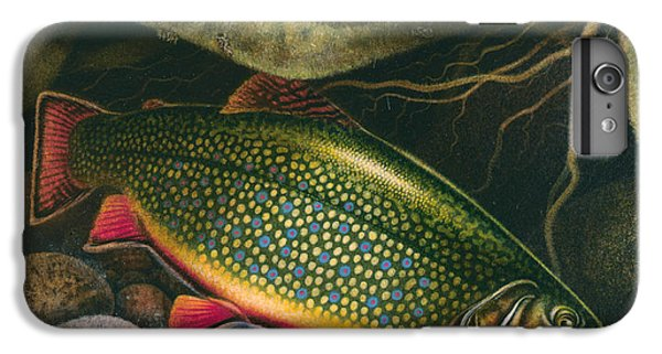 Brook Trout Lair IPhone 6s Plus Case by JQ Licensing