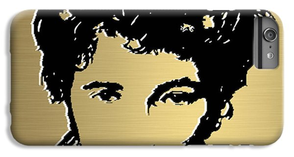 Bruce Springsteen Gold Series IPhone 6s Plus Case by Marvin Blaine