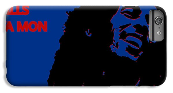 Buffalo Bills Ya Mon IPhone 6s Plus Case by Joe Hamilton