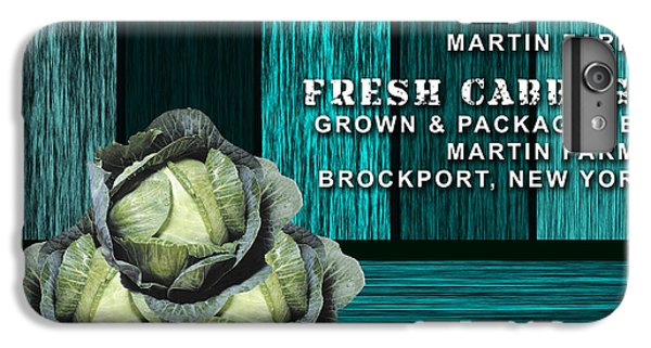 Cabbage Farm IPhone 6s Plus Case by Marvin Blaine