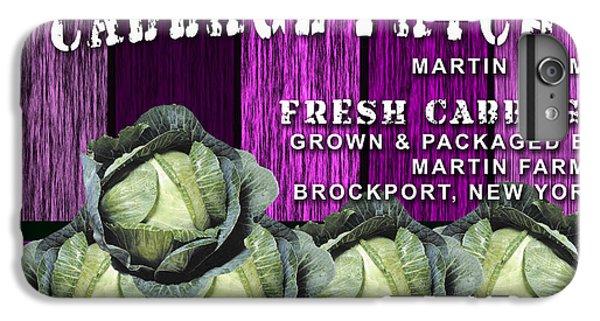 Cabbage Patch Farm IPhone 6s Plus Case by Marvin Blaine