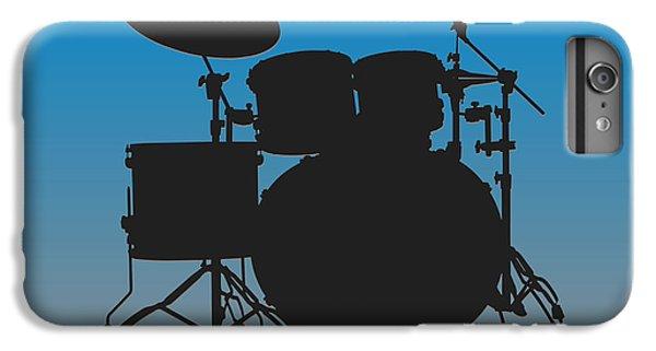 Carolina Panthers Drum Set IPhone 6s Plus Case by Joe Hamilton