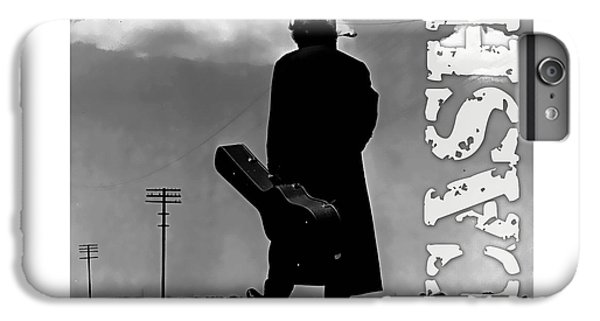 Johnny Cash IPhone 6s Plus Case by Marvin Blaine