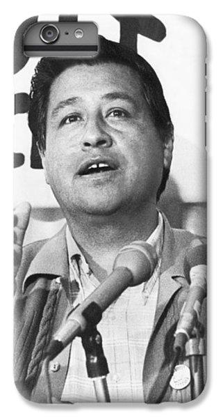 Cesar Chavez Announces Boycott IPhone 6s Plus Case by Underwood Archives