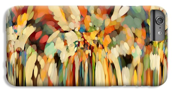 Christian Art- Angels Guiding Lot. Genesis 19 15 IPhone 6s Plus Case by Mark Lawrence