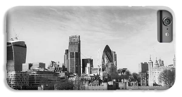 City Of London  IPhone 6s Plus Case by Pixel Chimp