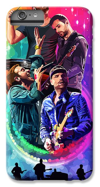 Coldplay Mylo Xyloto IPhone 6s Plus Case by FHT Designs