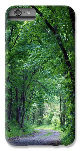 Country Lane IPhone 6s Plus Case by Cricket Hackmann