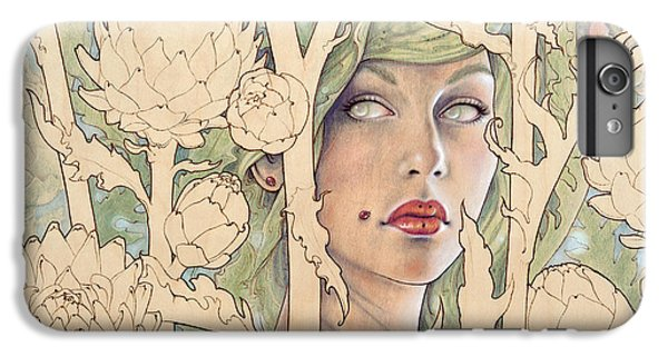 Cynara IPhone 6s Plus Case by Fay Helfer