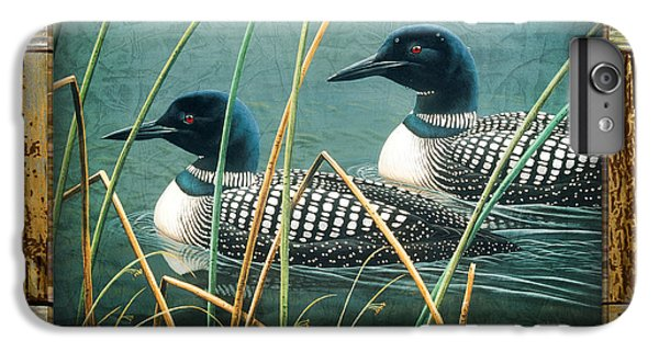 Deco Loons IPhone 6s Plus Case by JQ Licensing