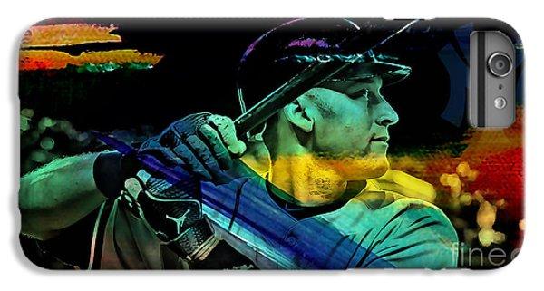 Derek Jeter IPhone 6s Plus Case by Marvin Blaine