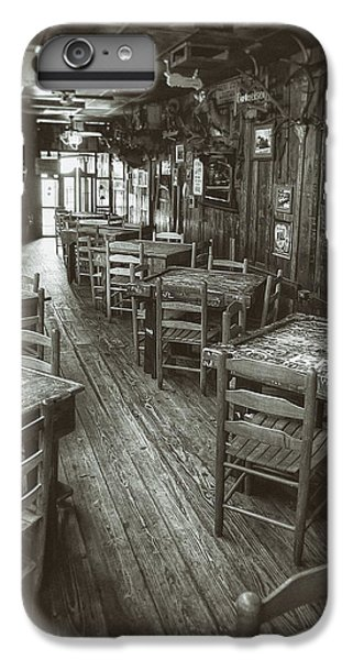 Dixie Chicken Interior IPhone 6s Plus Case by Scott Norris