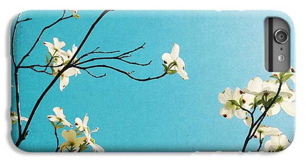 Dogwood Blooms IPhone 6s Plus Case by Kim Fearheiley