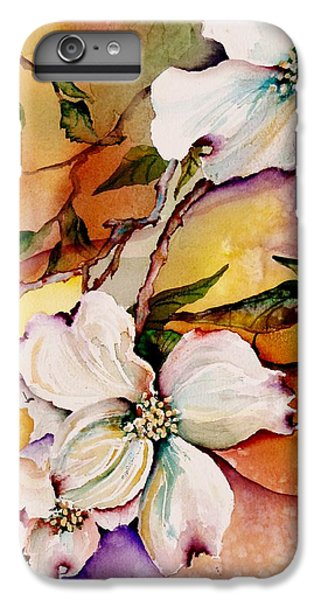 Dogwood In Spring Colors IPhone 6s Plus Case by Lil Taylor