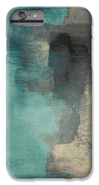 Downtown Blue Rain I IPhone 6s Plus Case by Lanie Loreth