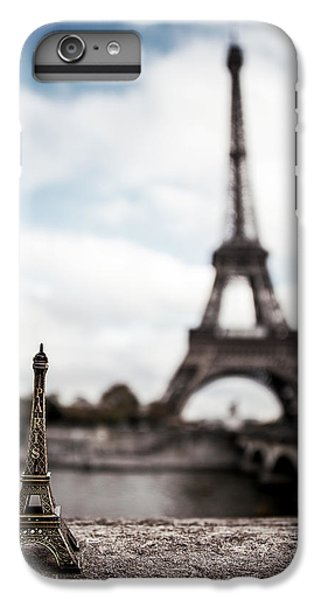 Eiffel Trinket IPhone 6s Plus Case by Ryan Wyckoff