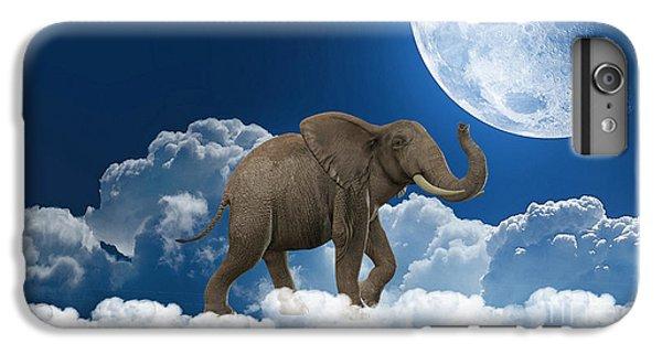 Elephant On Cloud 9 IPhone 6s Plus Case by Marvin Blaine