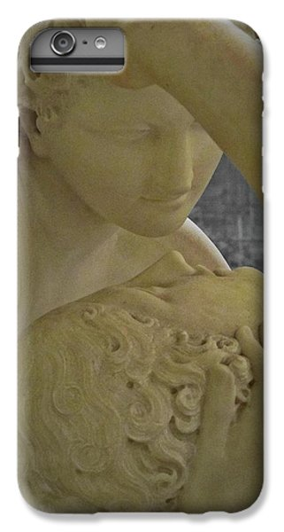Eternal Love - Psyche Revived By Cupid's Kiss - Louvre - Paris IPhone 6s Plus Case by Marianna Mills
