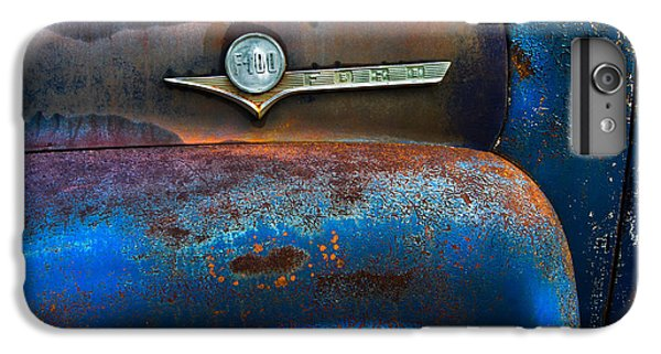 F-100 Ford IPhone 6s Plus Case by Debra and Dave Vanderlaan