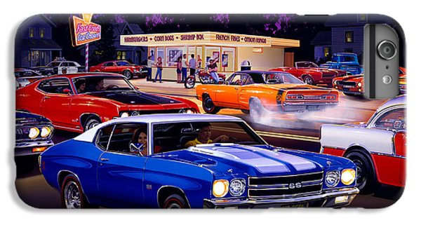 Fast Freds IPhone 6s Plus Case by Bruce Kaiser
