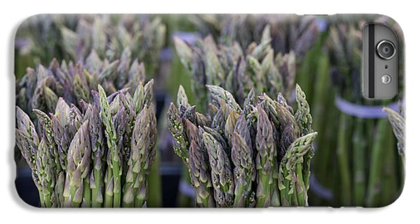 Fresh Asparagus IPhone 6s Plus Case by Mike  Dawson